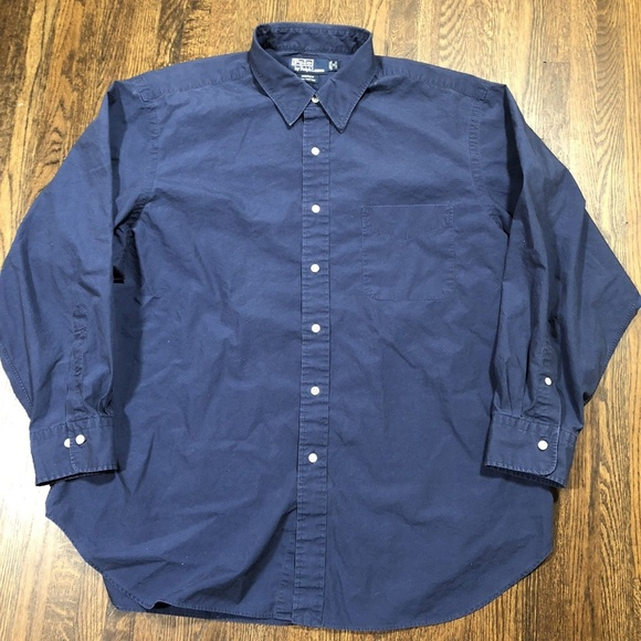 Polo by Ralph Lauren Other - Polo Ralph Lauren Button Down Size 18 34/35 Navy